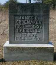 SHOEMAKER, HARRIET - Gallia County, Ohio | HARRIET SHOEMAKER - Ohio Gravestone Photos