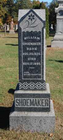 SHOEMAKER, WILLIAM - Gallia County, Ohio | WILLIAM SHOEMAKER - Ohio Gravestone Photos