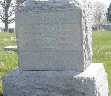 SIDERS, GEORGE - Gallia County, Ohio   GEORGE SIDERS - Ohio Gravestone Photos