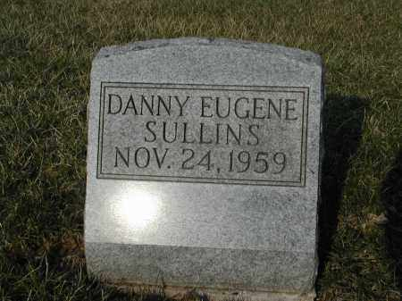 SULLINS, DANNY EUGENE - Gallia County, Ohio   DANNY EUGENE SULLINS - Ohio Gravestone Photos