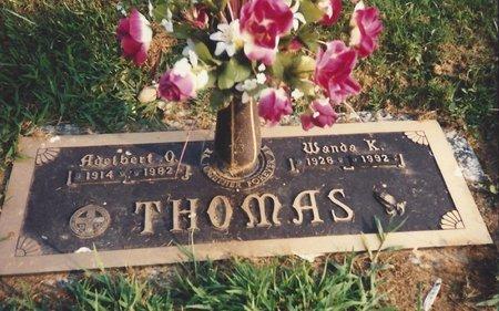LAWSON THOMAS, WANDA KATHLEEN - Gallia County, Ohio | WANDA KATHLEEN LAWSON THOMAS - Ohio Gravestone Photos