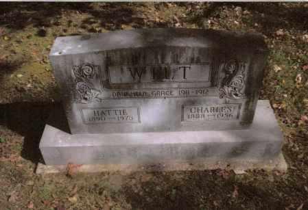 WILT, CHARLES - Gallia County, Ohio | CHARLES WILT - Ohio Gravestone Photos
