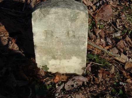'G', 'B' - Gallia County, Ohio | 'B' 'G' - Ohio Gravestone Photos
