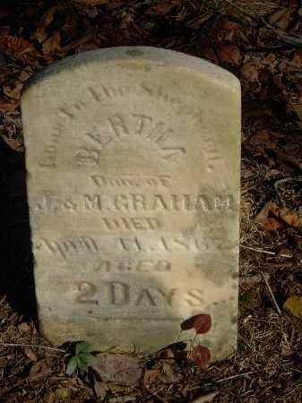 GRAHAM, BERTHA - Gallia County, Ohio   BERTHA GRAHAM - Ohio Gravestone Photos