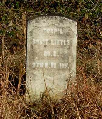 LITTLE, ROBERT C - Gallia County, Ohio | ROBERT C LITTLE - Ohio Gravestone Photos