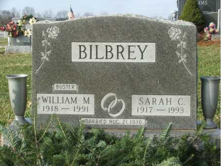 BILBREY, WILLIAM M. - Greene County, Ohio | WILLIAM M. BILBREY - Ohio Gravestone Photos
