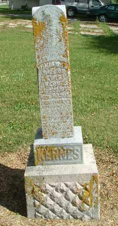 KERNES, RHUANNA - Greene County, Ohio | RHUANNA KERNES - Ohio Gravestone Photos