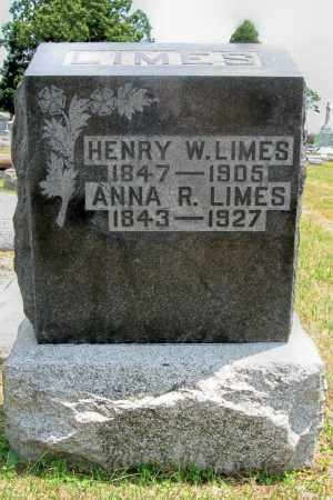 LIMES, HENRY W. - Greene County, Ohio | HENRY W. LIMES - Ohio Gravestone Photos