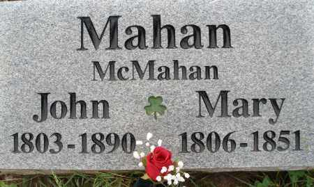 MAHAN/MCMAHAN, JOHN - Greene County, Ohio | JOHN MAHAN/MCMAHAN - Ohio Gravestone Photos