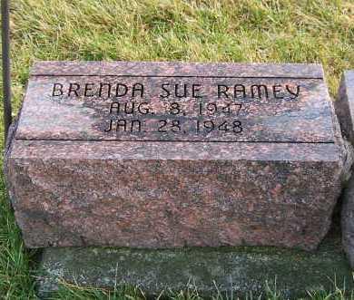 RAMEY, BRENDA - Greene County, Ohio   BRENDA RAMEY - Ohio Gravestone Photos