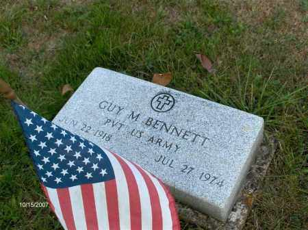 BENNETT, GUY - Guernsey County, Ohio | GUY BENNETT - Ohio Gravestone Photos
