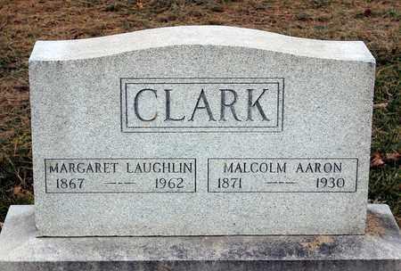 CLARK, MALCOLM AARON - Guernsey County, Ohio | MALCOLM AARON CLARK - Ohio Gravestone Photos