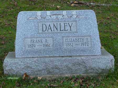 DANLEY, FRANK - Guernsey County, Ohio | FRANK DANLEY - Ohio Gravestone Photos