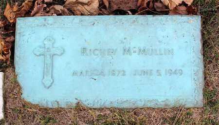 MCMULLIN, RICHEY - Guernsey County, Ohio   RICHEY MCMULLIN - Ohio Gravestone Photos