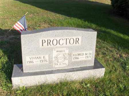 PROCTOR, ELDRED MYRON - Guernsey County, Ohio | ELDRED MYRON PROCTOR - Ohio Gravestone Photos