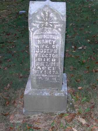 GIBSON PROCTOR, NANCY - Guernsey County, Ohio | NANCY GIBSON PROCTOR - Ohio Gravestone Photos