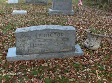 ? PROCTOR, ELIZA J - Guernsey County, Ohio | ELIZA J ? PROCTOR - Ohio Gravestone Photos