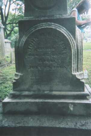 BUXTON, JOHN MUCHMORE - Hamilton County, Ohio | JOHN MUCHMORE BUXTON - Ohio Gravestone Photos