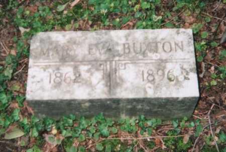 BUXTON, MARY EVA - Hamilton County, Ohio | MARY EVA BUXTON - Ohio Gravestone Photos