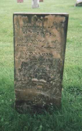 BUXTON, OLIVE - Hamilton County, Ohio   OLIVE BUXTON - Ohio Gravestone Photos