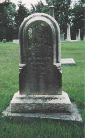 BUXTON, WILLIAM MCVEY - Hamilton County, Ohio   WILLIAM MCVEY BUXTON - Ohio Gravestone Photos