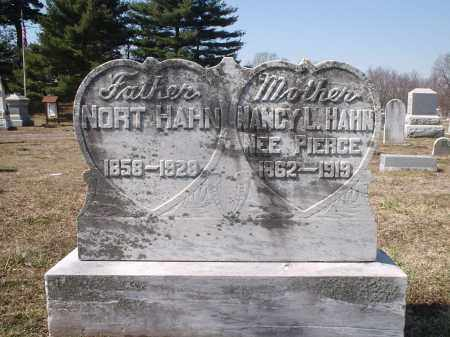 HAHN, NORT - Hamilton County, Ohio | NORT HAHN - Ohio Gravestone Photos
