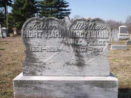 HAHN, NANCY - Hamilton County, Ohio | NANCY HAHN - Ohio Gravestone Photos