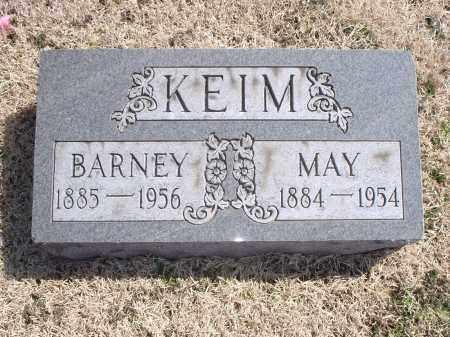 KEIM, MAY - Hamilton County, Ohio | MAY KEIM - Ohio Gravestone Photos