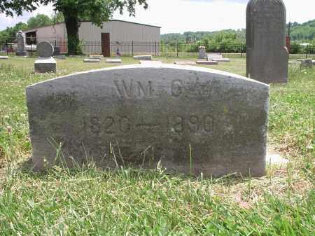 MATTHEWS, WM. G. OR C. - Hamilton County, Ohio | WM. G. OR C. MATTHEWS - Ohio Gravestone Photos