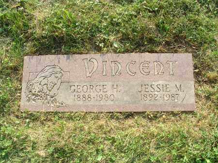 DOXSEY VINCENT, JESSIE MILDRED - Hamilton County, Ohio | JESSIE MILDRED DOXSEY VINCENT - Ohio Gravestone Photos