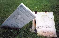 STRANHAN THOMAS, JANE - Hancock County, Ohio | JANE STRANHAN THOMAS - Ohio Gravestone Photos
