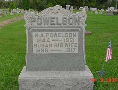POWELSON, SUSAN - Hardin County, Ohio | SUSAN POWELSON - Ohio Gravestone Photos