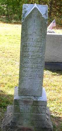 CUCH DENNING, MARGARET - Harrison County, Ohio | MARGARET CUCH DENNING - Ohio Gravestone Photos