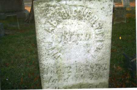 DICKERSON, THOMAS - Harrison County, Ohio   THOMAS DICKERSON - Ohio Gravestone Photos