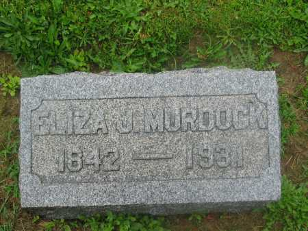 MURDOCK, ELIZA JANE - Harrison County, Ohio | ELIZA JANE MURDOCK - Ohio Gravestone Photos