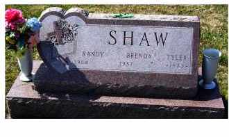 SHAW, BRENDA - Highland County, Ohio | BRENDA SHAW - Ohio Gravestone Photos