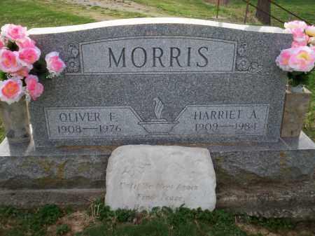 MORRIS, HARRIET ANN - Highland County, Ohio | HARRIET ANN MORRIS - Ohio Gravestone Photos