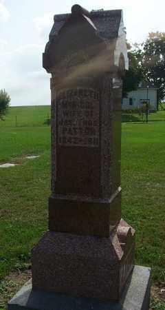 MCNICOL PATTON, ELIZABETH - Highland County, Ohio | ELIZABETH MCNICOL PATTON - Ohio Gravestone Photos
