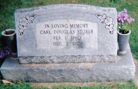 STORER, CARL DOUGLAS - Highland County, Ohio | CARL DOUGLAS STORER - Ohio Gravestone Photos