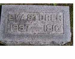 STORER, EVA - Highland County, Ohio   EVA STORER - Ohio Gravestone Photos