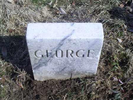 UNKNOWN, GEORGE - Hocking County, Ohio | GEORGE UNKNOWN - Ohio Gravestone Photos