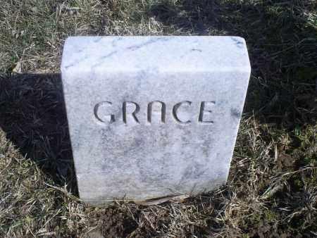 UNKNOWN, GRACE - Hocking County, Ohio | GRACE UNKNOWN - Ohio Gravestone Photos