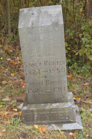 BAINTER, SINTHY - Hocking County, Ohio | SINTHY BAINTER - Ohio Gravestone Photos