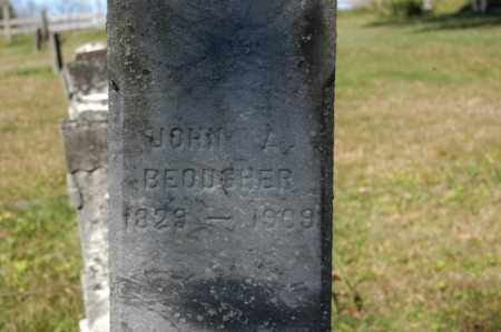 BEOUGHER, JOHN A - Hocking County, Ohio   JOHN A BEOUGHER - Ohio Gravestone Photos