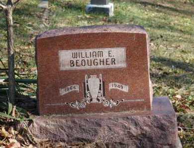 BEOUGHER, WILLIAM E - Hocking County, Ohio   WILLIAM E BEOUGHER - Ohio Gravestone Photos