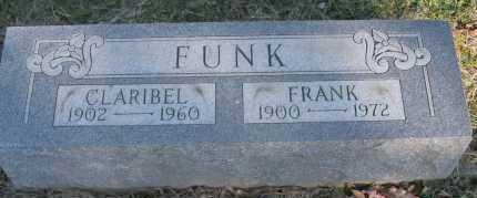 FUNK, FRANK - Hocking County, Ohio | FRANK FUNK - Ohio Gravestone Photos