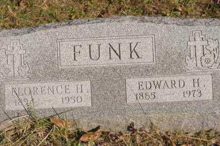 FUNK, FLORENCE H. - Hocking County, Ohio | FLORENCE H. FUNK - Ohio Gravestone Photos
