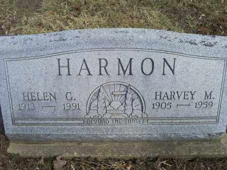 HARMON, HELEN G. - Hocking County, Ohio   HELEN G. HARMON - Ohio Gravestone Photos