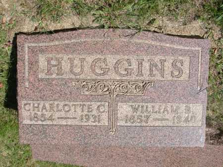 HUGGINS, WILLIAM BISHOP - Hocking County, Ohio | WILLIAM BISHOP HUGGINS - Ohio Gravestone Photos