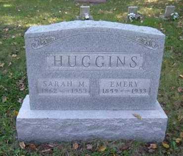 HUGGINS, EMERY - Hocking County, Ohio | EMERY HUGGINS - Ohio Gravestone Photos
